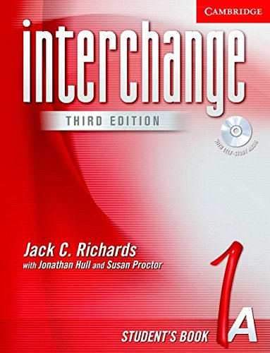 9780521601757: Interchange Student's Book 1A with Audio CD (Interchange Third Edition)