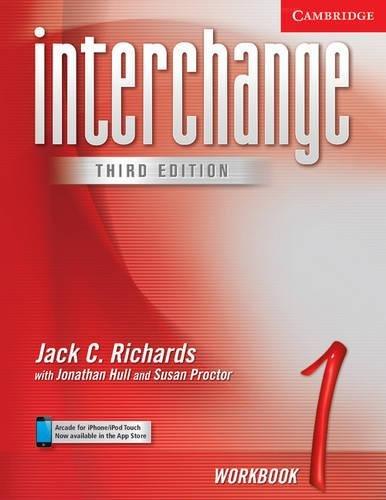 9780521601771: Interchange 3rd Workbook 1: Level 1 (Interchange Third Edition)