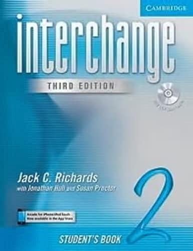 9780521601948: Interchange 3rd Student's Book 2 with Audio CD (Interchange Third Edition)