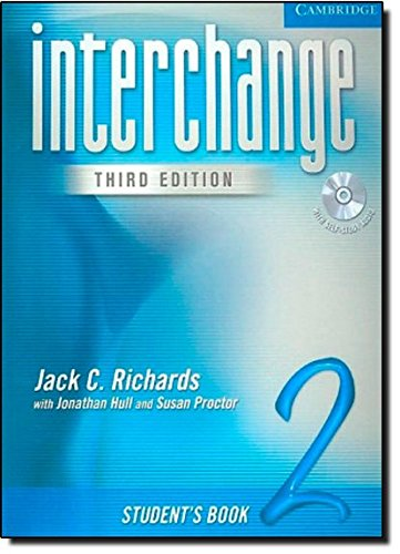 9780521601948: Interchange Student's Book 2 with Audio CD (Interchange Third Edition)