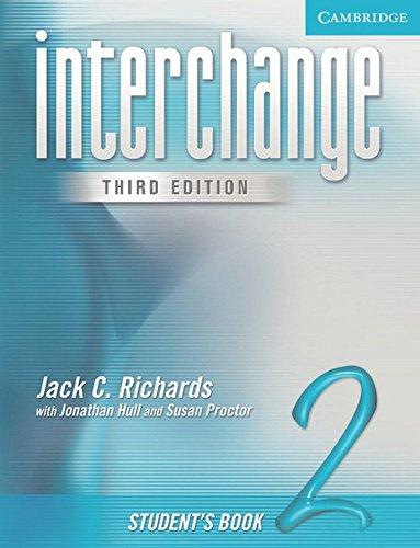 9780521601962: Interchange Student's Book 2 (Interchange Third Edition)