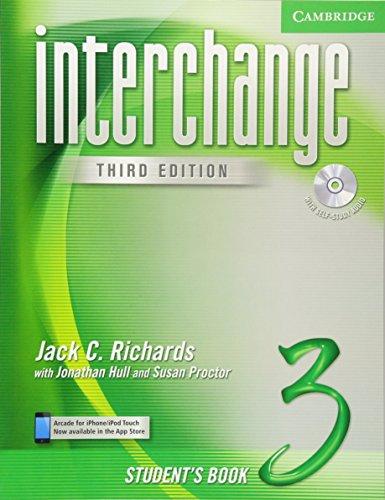 9780521602167: Interchange Student's Book 3 with Audio CD (Interchange Third Edition)