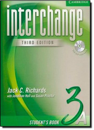 9780521602204: Interchange Student's Book 3A with Audio CD