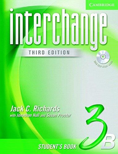 9780521602211: Interchange 3rd Student's Book 3B with Audio CD (Interchange Third Edition)