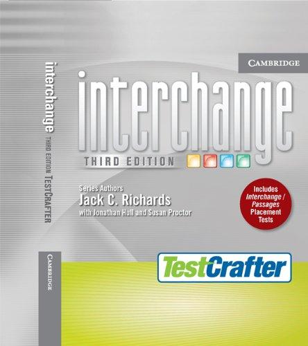 9780521602396: Interchange TestCrafter (Interchange Third Edition)