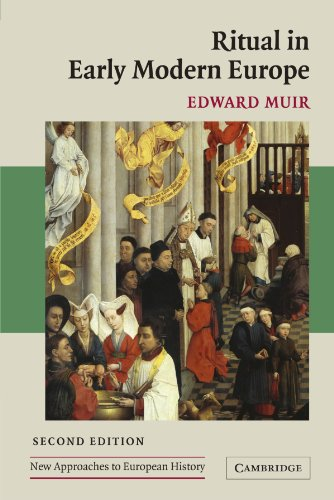 9780521602402: Ritual in Early Modern Europe (New Approaches to European History)