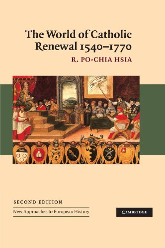 9780521602419: The World of Catholic Renewal, 1540-1770 (New Approaches to European History)