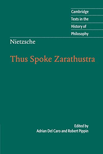 9780521602617: Nietzsche: Thus Spoke Zarathustra Paperback (Cambridge Texts in the History of Philosophy)