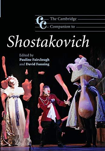 9780521603157: The Cambridge Companion to Shostakovich (Cambridge Companions to Music)