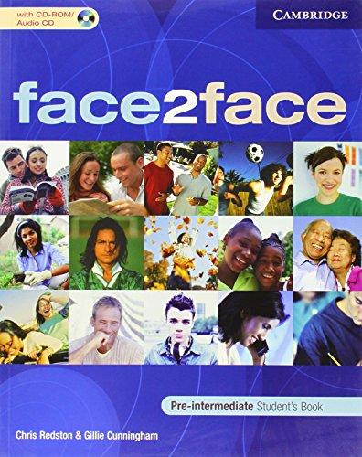 9780521603355: Face2face. Pre-intermediate. Student's book. Per le Scuole superiori. Con CD-ROM