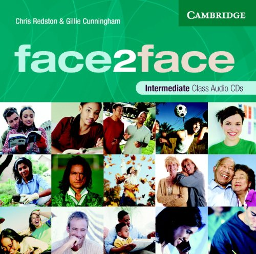 9780521603409: face2face Intermediate Class CDs