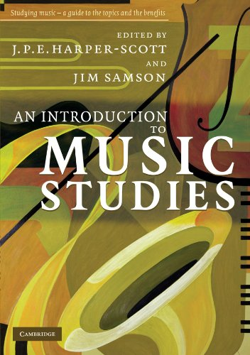 9780521603805: An Introduction to Music Studies