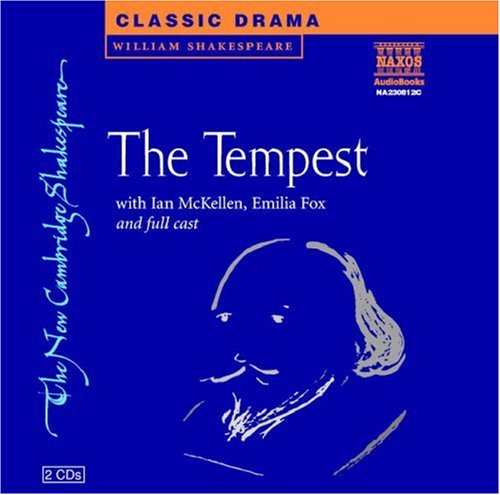 9780521603850: The Tempest Set of 2 Audio CDs (New Cambridge Shakespeare Audio)