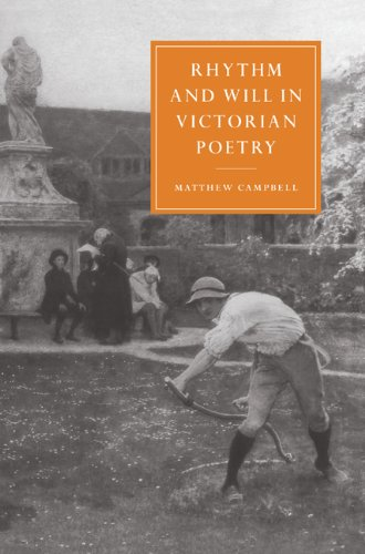 9780521604222: Rhythm and Will in Victorian Poetry (Cambridge Studies in Nineteenth-Century Literature and Culture)
