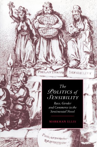 9780521604277: The Politics of Sensibility: Race, Gender and Commerce in the Sentimental Novel (Cambridge Studies in Romanticism)