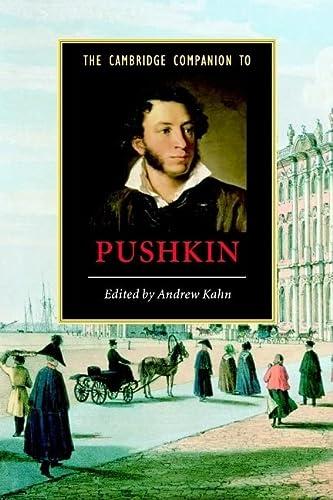 9780521604710: The Cambridge Companion to Pushkin (Cambridge Companions to Literature)