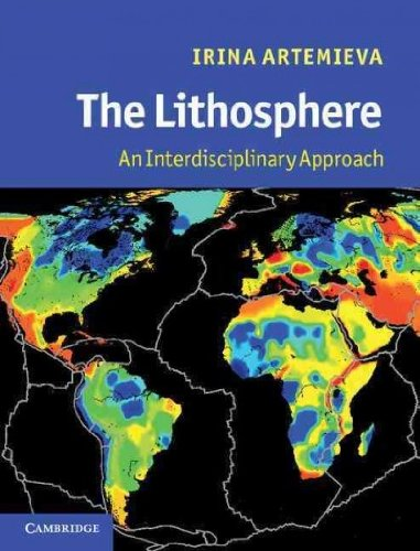 9780521605120: The Lithosphere: An Interdisciplinary Approach
