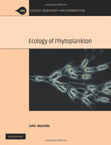 9780521605199: The Ecology of Phytoplankton