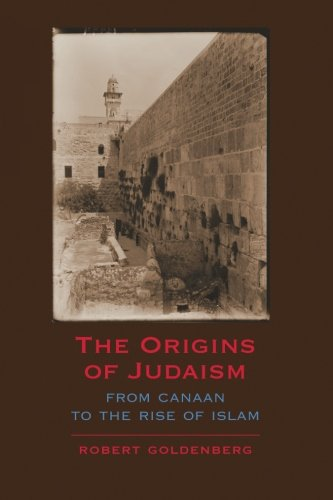 9780521606288: The Origins of Judaism: From Canaan to the Rise of Islam