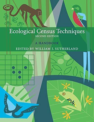 9780521606363: Ecological Census Techniques: A Handbook