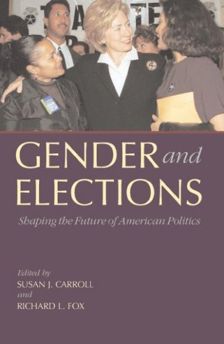 9780521606707: Gender and Elections: Shaping the Future of American Politics