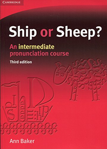9780521606714: Ship or Sheep? 3rd Student's Book: An Intermediate Pronunciation Course (Face2face S.)