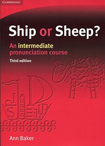 9780521606714: Ship or Sheep? Student's Book: An Intermediate Pronunciation Course