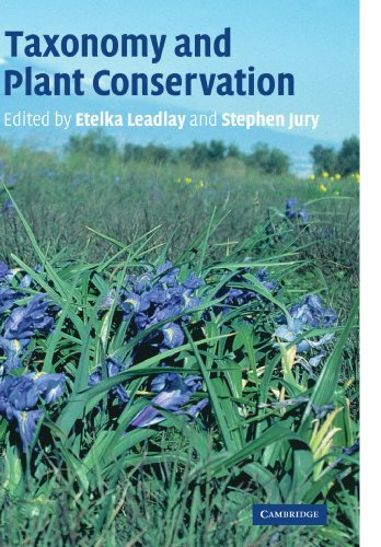 9780521607209: Taxonomy and Plant Conservation