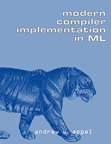 9780521607643: Modern Compiler Implementation in ML