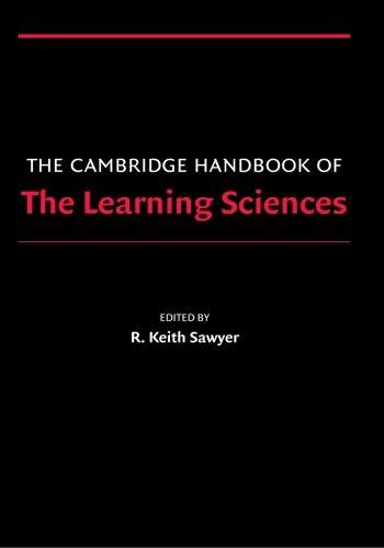 9780521607773: The Cambridge Handbook of the Learning Sciences (Cambridge Handbooks in Psychology)