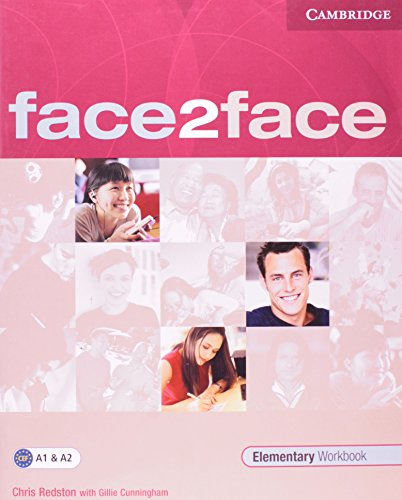 face2face Elementary Workbook (0521607922) by Chris Redston; Gillie Cunningham