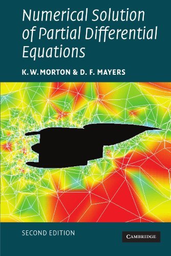 9780521607933: Numerical Solution of Partial Differential Equations 2nd Edition Paperback: An Introduction