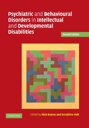 9780521608251: Psychiatric and Behavioural Disorders in Intellectual and Developmental Disabilities