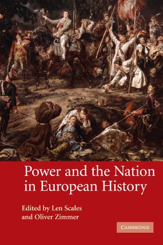 9780521608305: Power and the Nation in European History