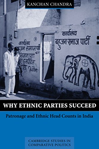Why Ethnic Parties Succeed, Patronage and Ethnic: Kanchan Chandra