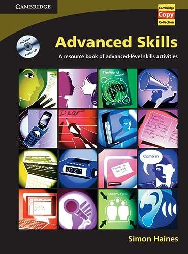 9780521608480: Advanced Skills Book and Audio CD Pack