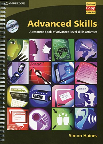 9780521608480: Advanced Skills Book and Audio CD Pack (Cambridge Copy Collection)