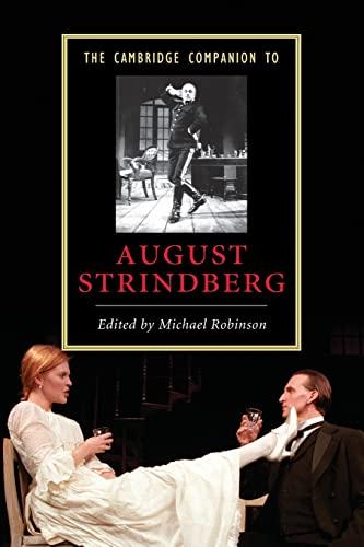 Cambridge Companion to August Strindberg (Paperback): Michael Robinson