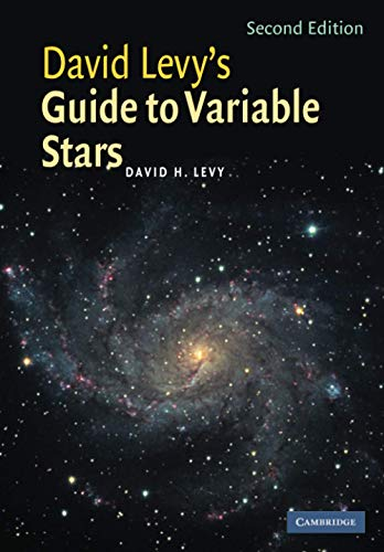 9780521608602: David Levy's Guide to Variable Stars