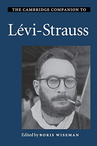9780521608671: The Cambridge Companion to Lévi-Strauss