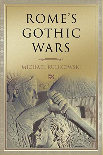 9780521608688: Rome's Gothic Wars Paperback: From the Third Century to Alaric (Key Conflicts of Classical Antiquity)