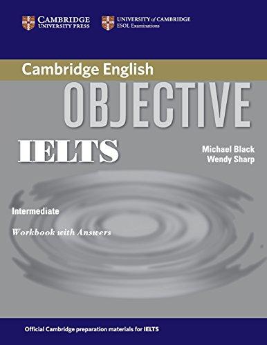 9780521608749: Objective IELTS Intermediate Workbook with Answers