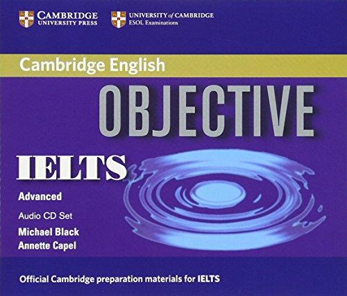 9780521608770: Objective IELTS Advanced Audio CDs (3)