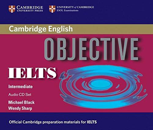 9780521608800: Objective IELTS Intermediate Audio CDs (3)
