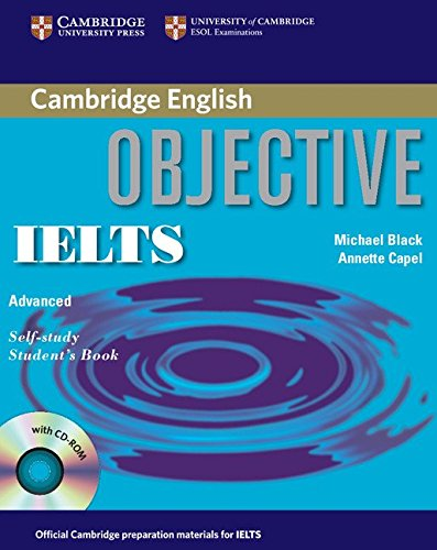 9780521608831: Objective IELTS Advanced Self Study Student's Book with CD ROM
