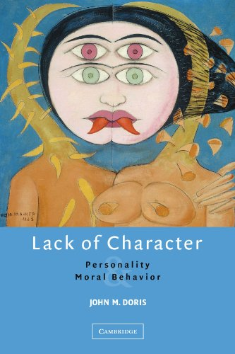 9780521608909: Lack of Character Paperback: Personality and Moral Behavior