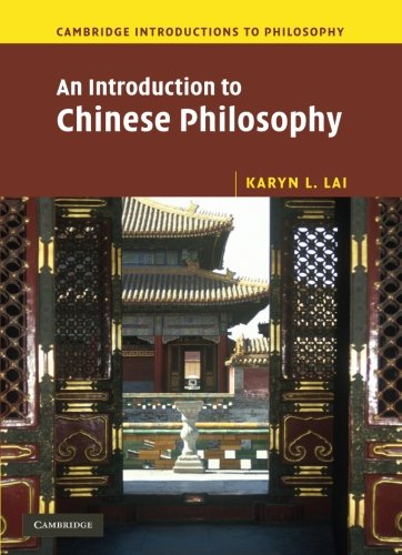 9780521608923: An Introduction to Chinese Philosophy (Cambridge Introductions to Philosophy)