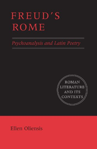 9780521609104: Freud's Rome: Psychoanalysis and Latin Poetry (Roman Literature and its Contexts)