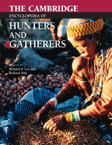 9780521609197: The Cambridge Encyclopedia of Hunters and Gatherers