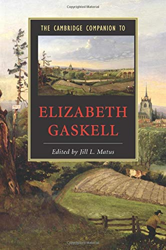 9780521609265: The Cambridge Companion to Elizabeth Gaskell